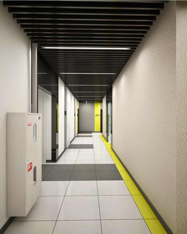 Дизайн Бизнес Центра