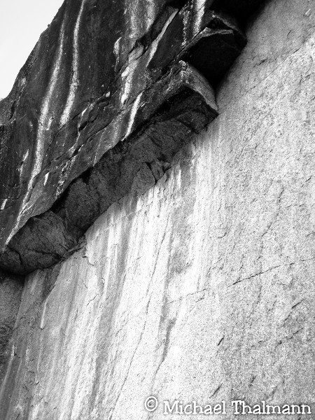Serious climbing juli 2013 - Wand feucht was tun ...