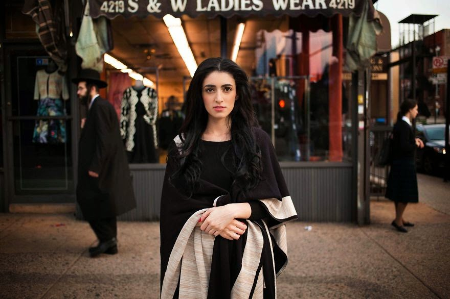 New York, USA - I Photographed Women From 37 Countries To Show That Beauty Is Everywhere