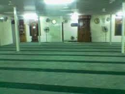 Apahal Masjid Kosong Mana Pergi Semua Orang