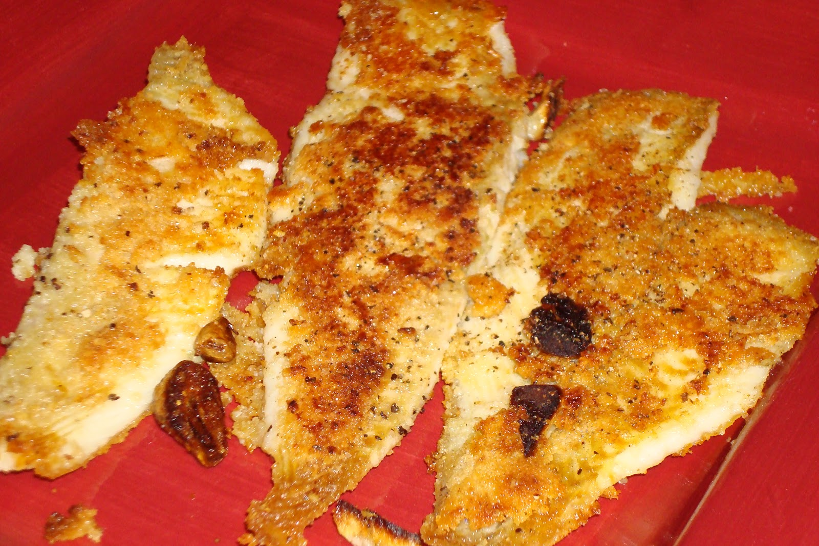 Salted paleo fried fish for How to fry fish with flour