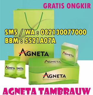 Jual Agneta Tambrauw, Fef ,  Papua Barat - 082130077000 - kami berikan  gratis ongkos kirim hingga ke alamat rumah / kantor Anda. Anda akan mendapatkan Agneta dengan harga murah dan dikirimkan oleh kurir / jasa ekspedisi yang telah bertahun - tahun bekerja sama dengan kami.   Mengapa kami mengirim Agneta hingga ke Tambrauw ?
