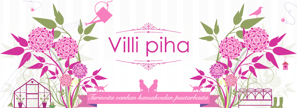 Villi piha