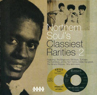 Northern Soul\'s Classiest Rarities vol 2 2005 (Kent)