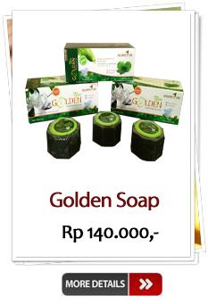 Jual Golden Soap Murah