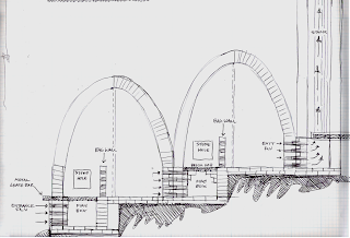 wood fired kiln plans