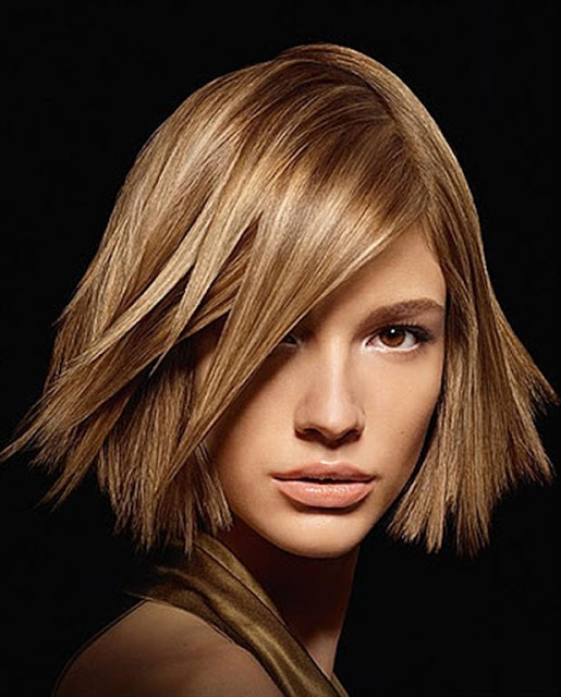 Short Straight hairstyle trends