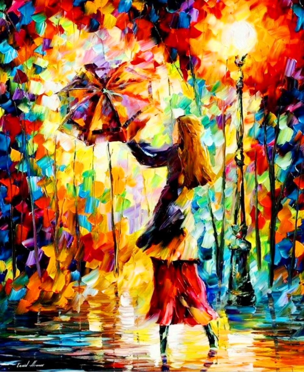 Pintura moderna y fotograf a art stica cuadros leo esp tula - Color y pintura ...