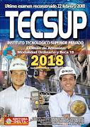 Examen TECSUP