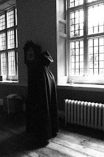 The Ghosts of Avebury Manor -  Image used by kind permission of Haunted Wiltshire Blog
