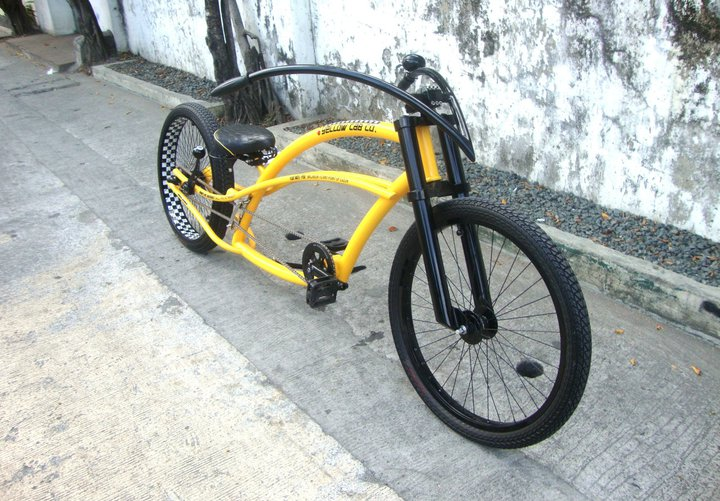 Bicicletas Chopper, Custom, Cruiser, Paseo y Lowrider