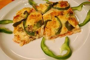 e-womenmagazine - Πίτσα με ψωμί του τοστ