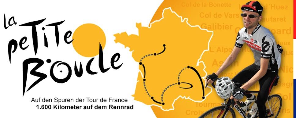 La Petite Boucle - Meine Tour de France