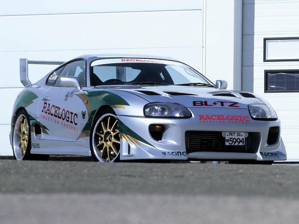 International Fast Cars Toyota Supra