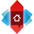 nova Launcher Android logo