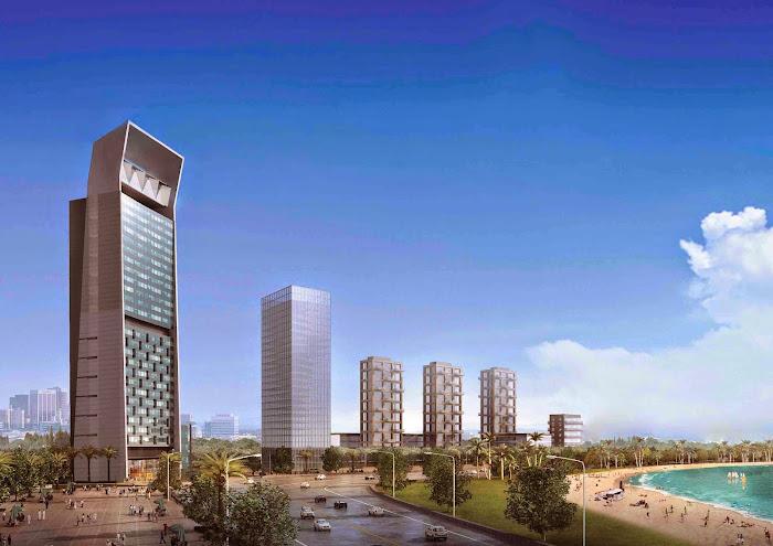 Qatar, Lusail Tower