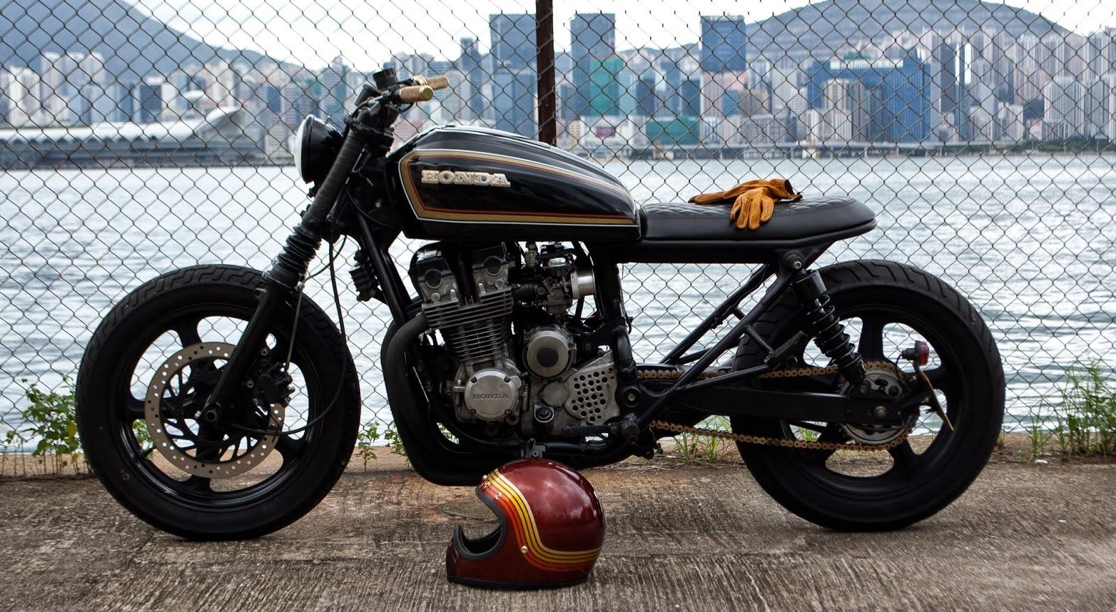 Abandonedpier 1970 Honda Cb 90 Motorcycle