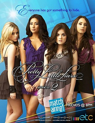 Pretty Little Liars 4ª Temporada Legendado Completo