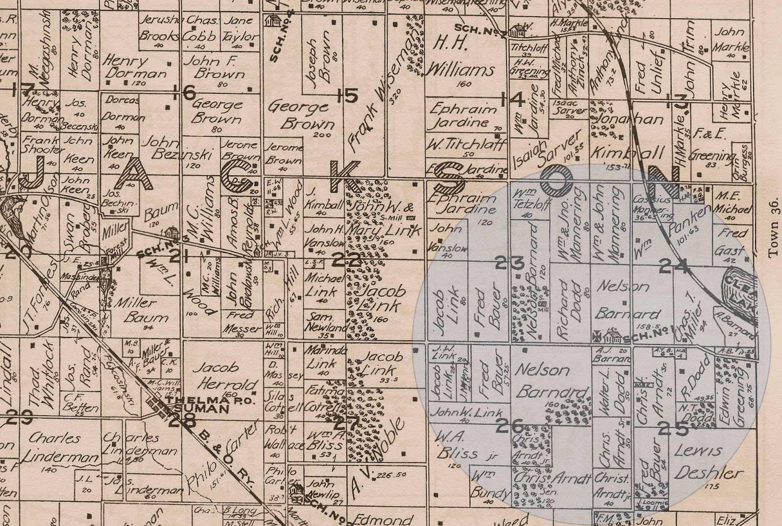 Porter Countys Past An Amateur Historians Perspective
