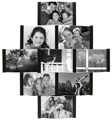 9 Opening Collage Picture Frame For 4x6 Inch Photos