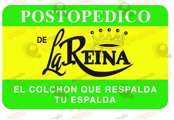 POSTOPEDICO DE LA REINA