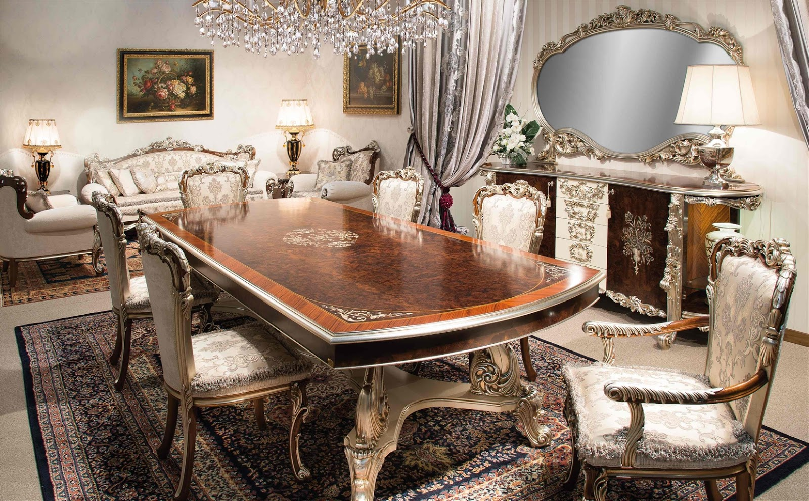 Luxury Dining Room Furniture Top 3 Shopping Guide Page 2 M O Du