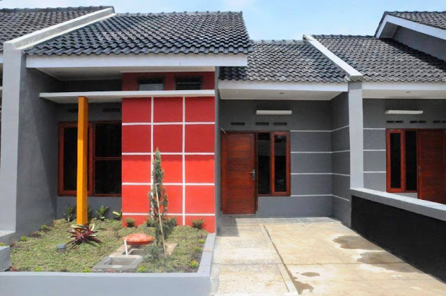 Rumah Cluster Ready Stok Taman Arofat Cikarang Bekasi