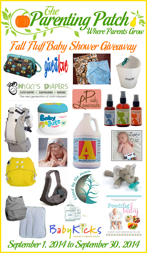 http://thegreengrandma.blogspot.com/2014/09/fall-fluff-baby-shower-giveaway-valued.html