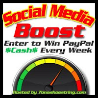 Social Media Boost Paypal Giveaway