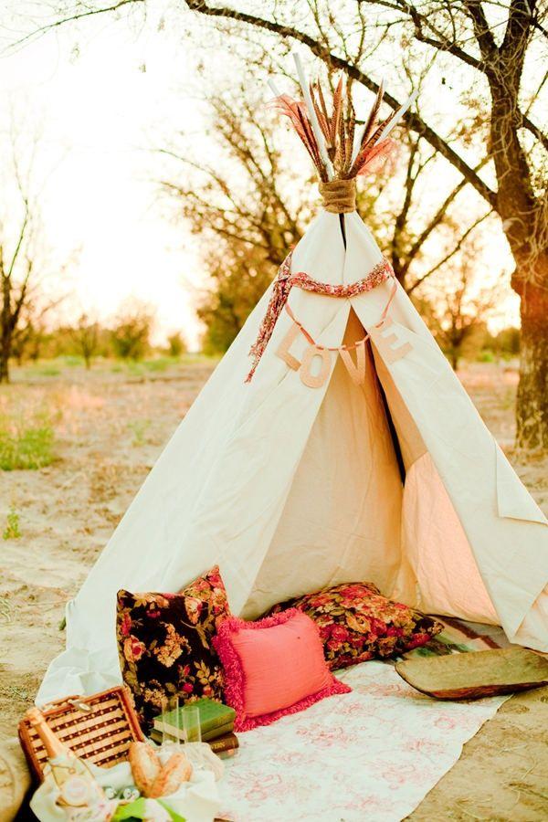 O que levar para um piquenique romântico
