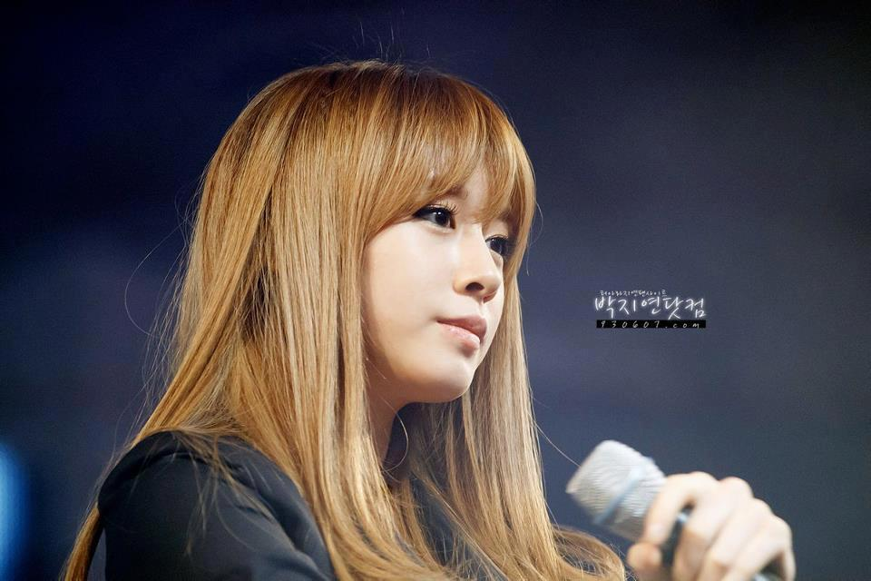 "Park Jiyeon T-ARA Photo ""Gangnam K-Pop Concert"""