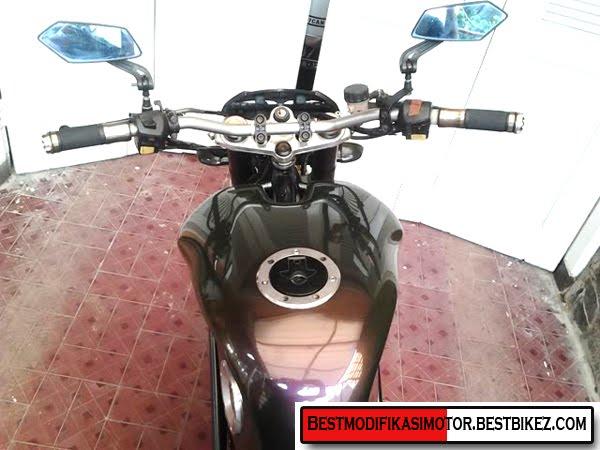 Honda Megapro 2012 Gambar Modifikasi | Car Interior Design
