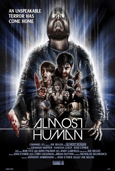 Almost Human – Legendado