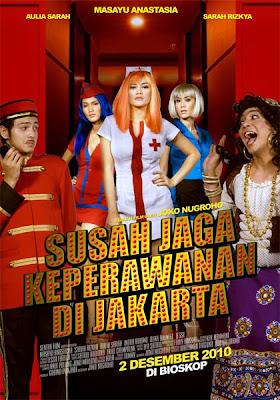 Film Susah Jaga Perawan Di Jakarta