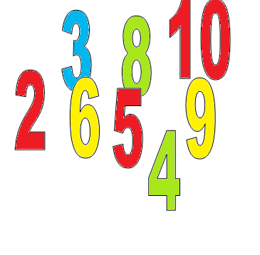 divisibility rules for 2, 3, 4, 5, 6, 8, 9 and 10