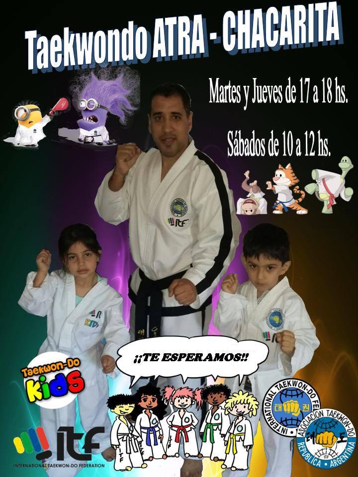 Clases de Taekwondo kids e infantiles