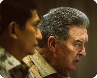 James Moffet dan Maroef Sjamsuddin Temui Presiden Joko Widodo