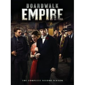 Boardwalk Empire Season 2 Release Date DVD