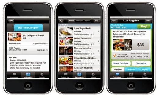 App Groupon