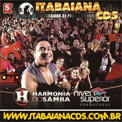 Harmonia do Samba na Formatura