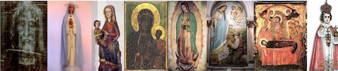 Apariciones de Jesús y María