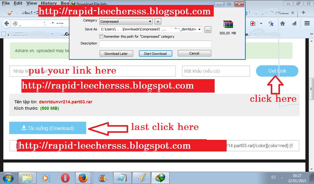 Free premium link generator free premium leechers rapidleech list cbox