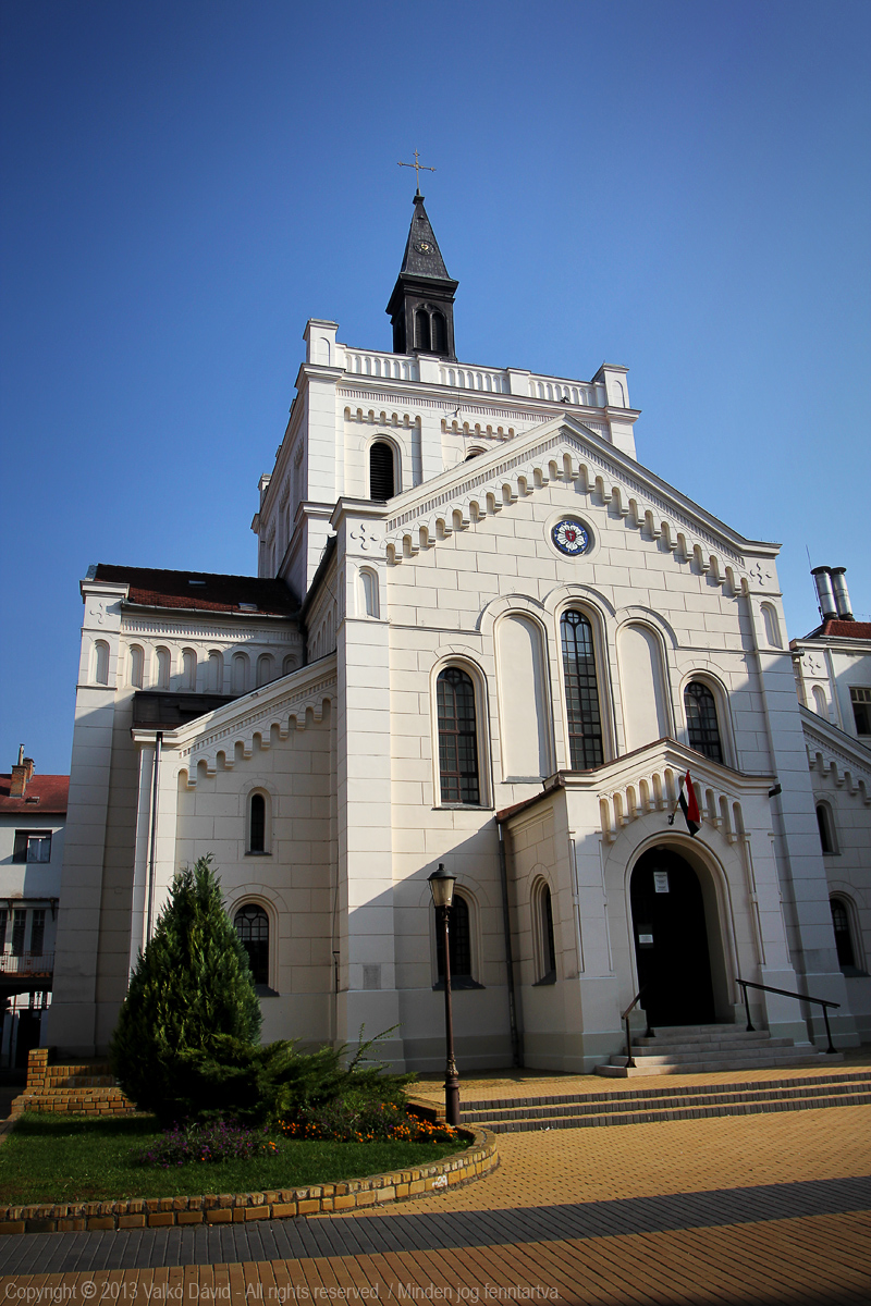 Evangélikus templom - Kecskemét, Magyarország