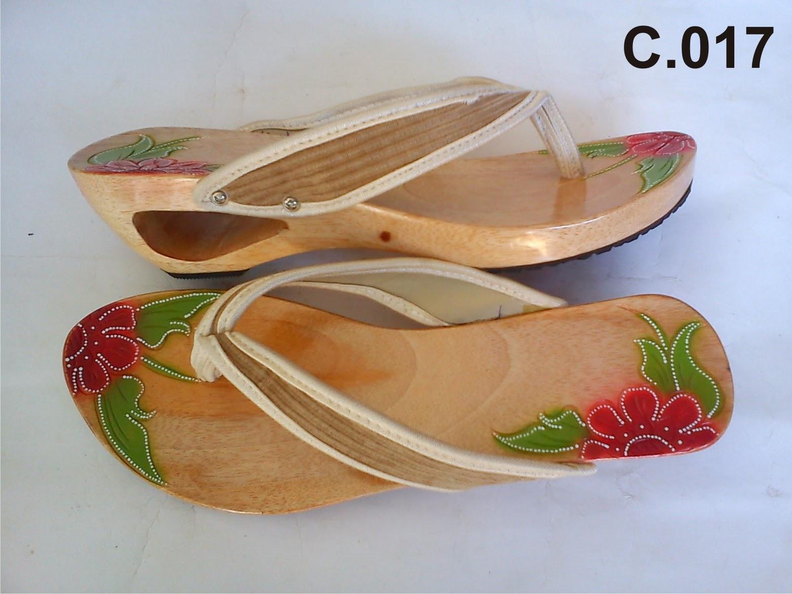 Online Sandal Wanita Kelom Geulis Tasikmalaya