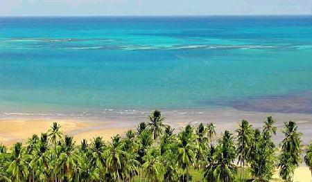 Praia de São Miguel dos Milagres
