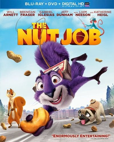 The Nut Job (2014) BluRay 720p BRRip 575MB