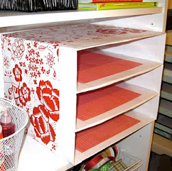 Paper Storage Cube