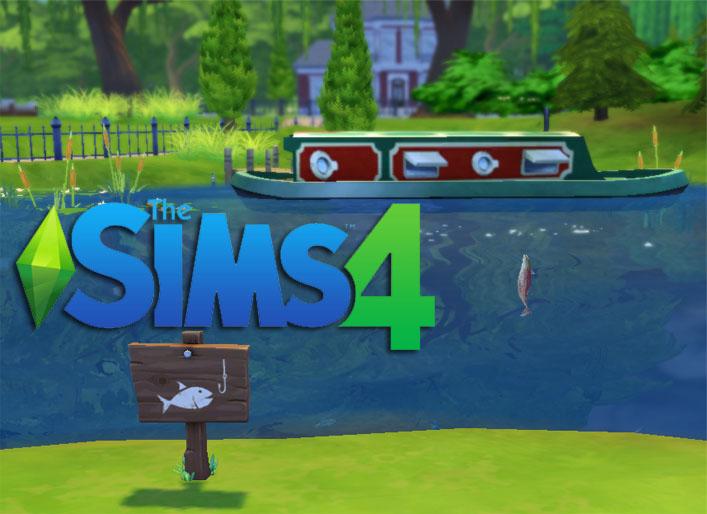List dan cheat spawn fish the sims 4 tutorial telat update for Sims 4 fishing