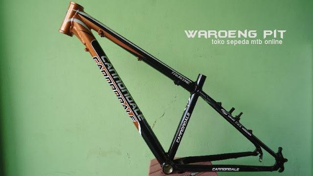 Frame cannondale taurine sepeda Mtb Gunung murah dijamin murah 2