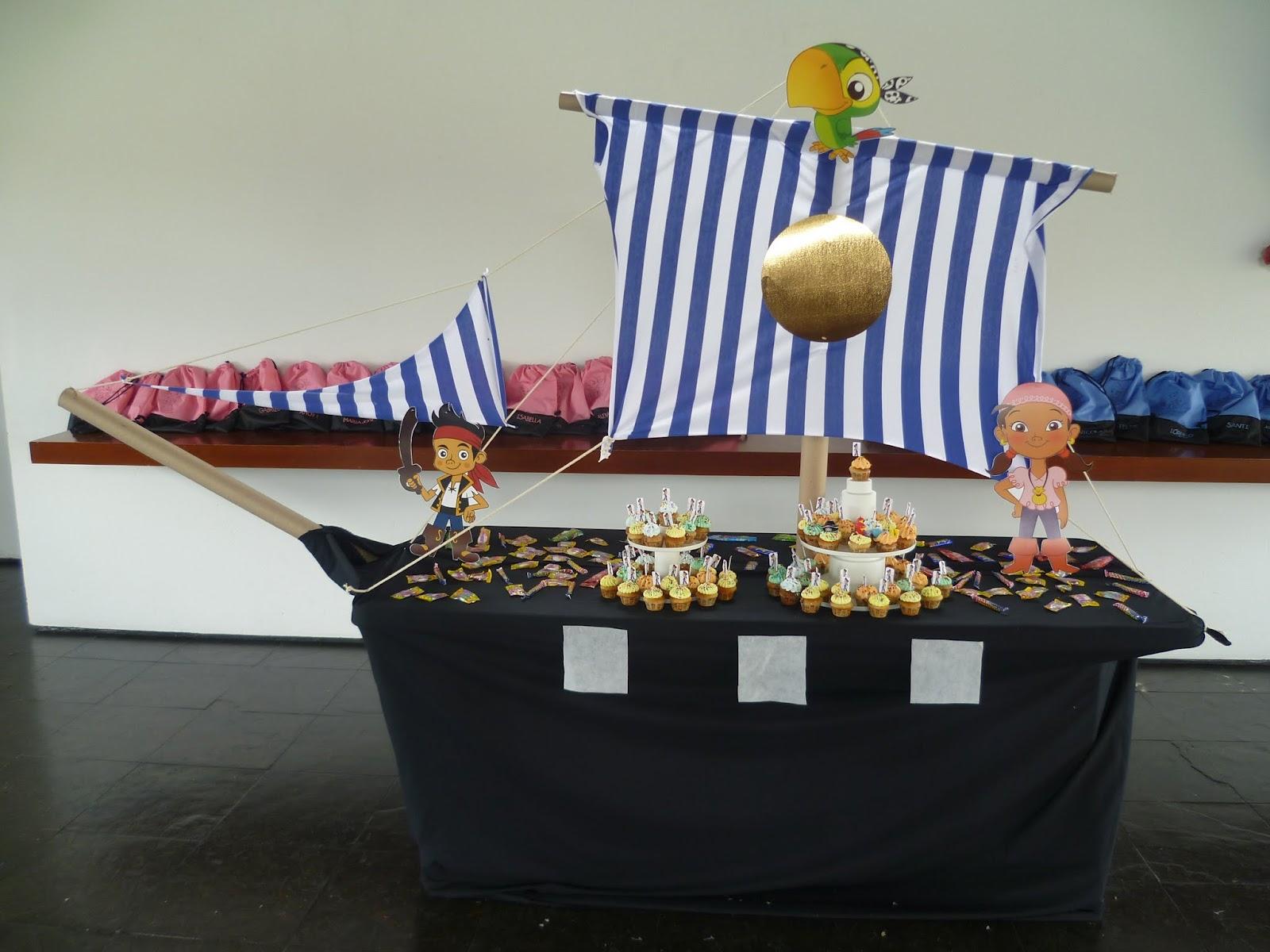 Fiesta Pirata  Una Nueva Aventura De Jake Y Sus Amigos Del Nunca